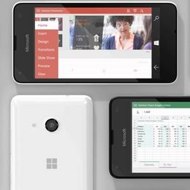 Červen 2016 – Microsoft Lumia 550